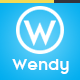 Wendy - Ecommerce PSD Template