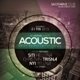 Acoustic Event Flyer Templates Vol.5 - GraphicRiver Item for Sale