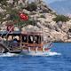 Voyage. Turkey, Kemer, Kekova-Simena Region, Western Taurus 12 - VideoHive Item for Sale