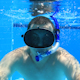 Underwater Swimming 6 - VideoHive Item for Sale