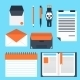 Office Icons Set - GraphicRiver Item for Sale