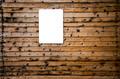 Wood Background and Billboard - PhotoDune Item for Sale