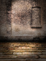 Urban Interior Stone Wall Stage - PhotoDune Item for Sale