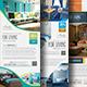 Interior Design Rack Card - GraphicRiver Item for Sale