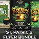 St. Patrick's Flyer Bundle - GraphicRiver Item for Sale