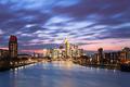 Frankfurt at night - PhotoDune Item for Sale