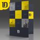 A4 Self Locking Multipurpose Presentation Folder - GraphicRiver Item for Sale