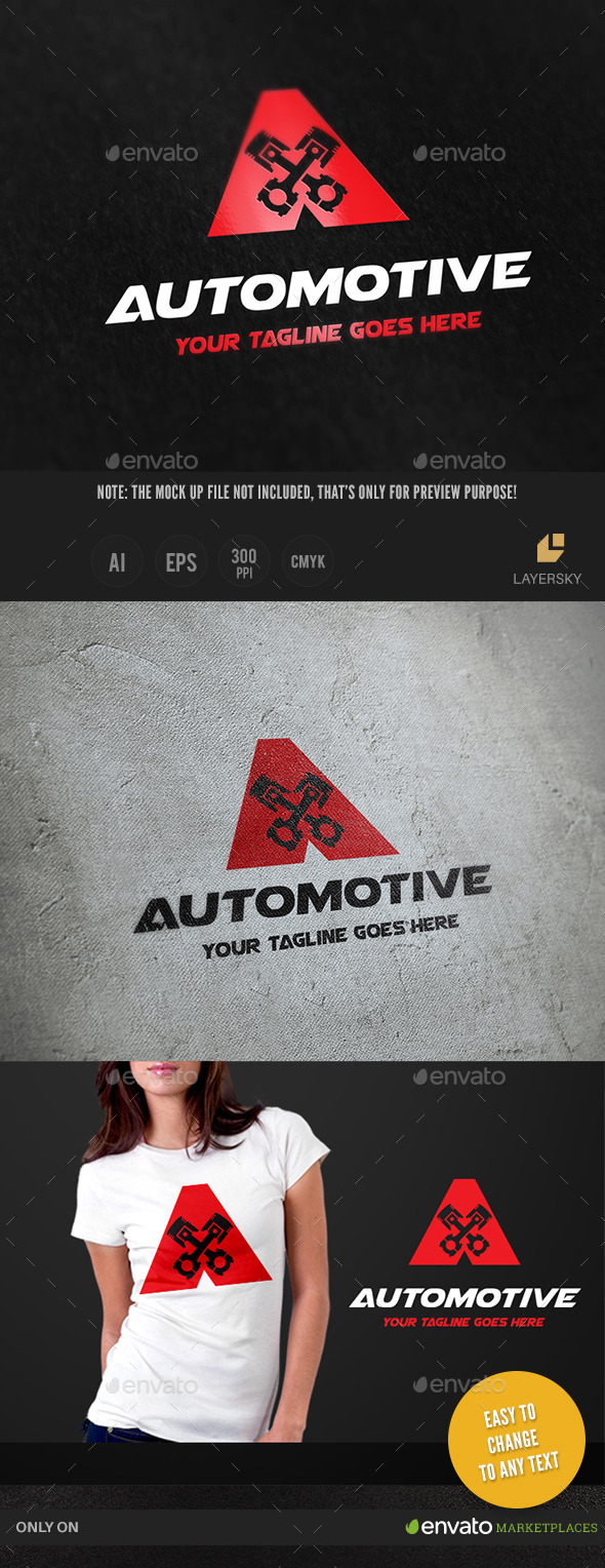 GraphicRiver Automotive 10497775
