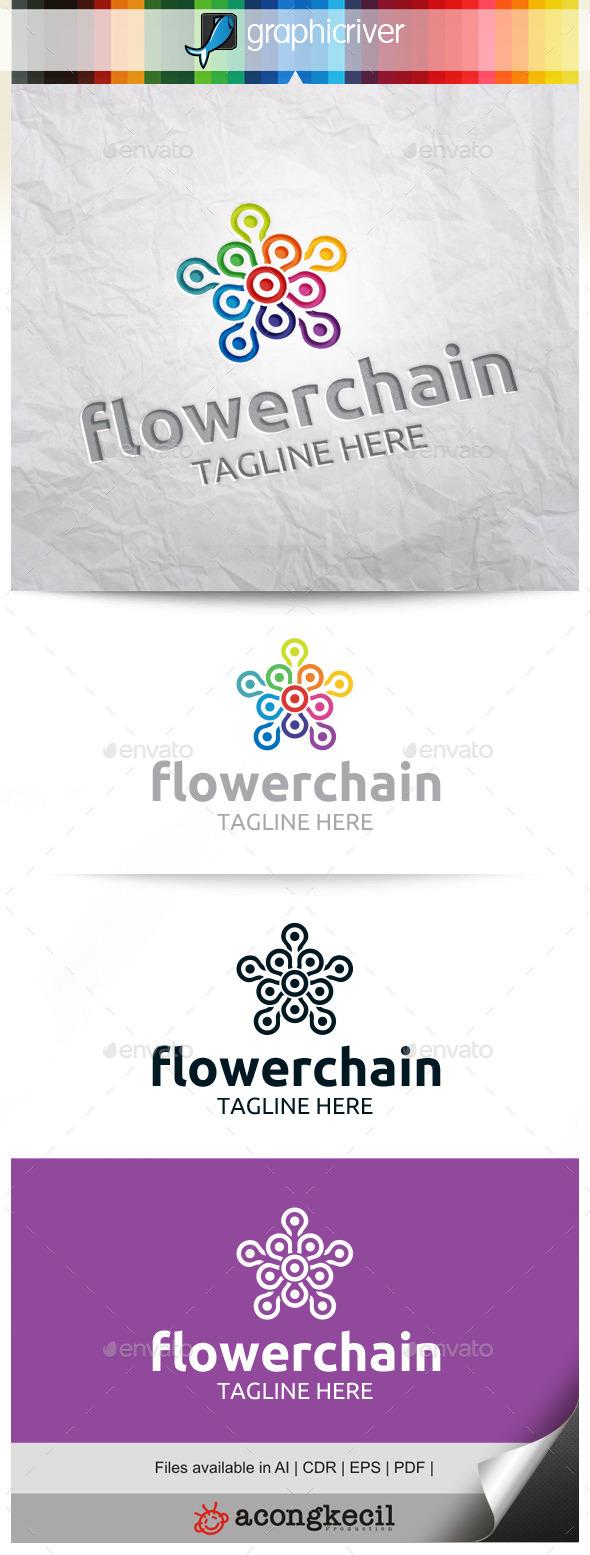 GraphicRiver Flower Chain V.2 10498018