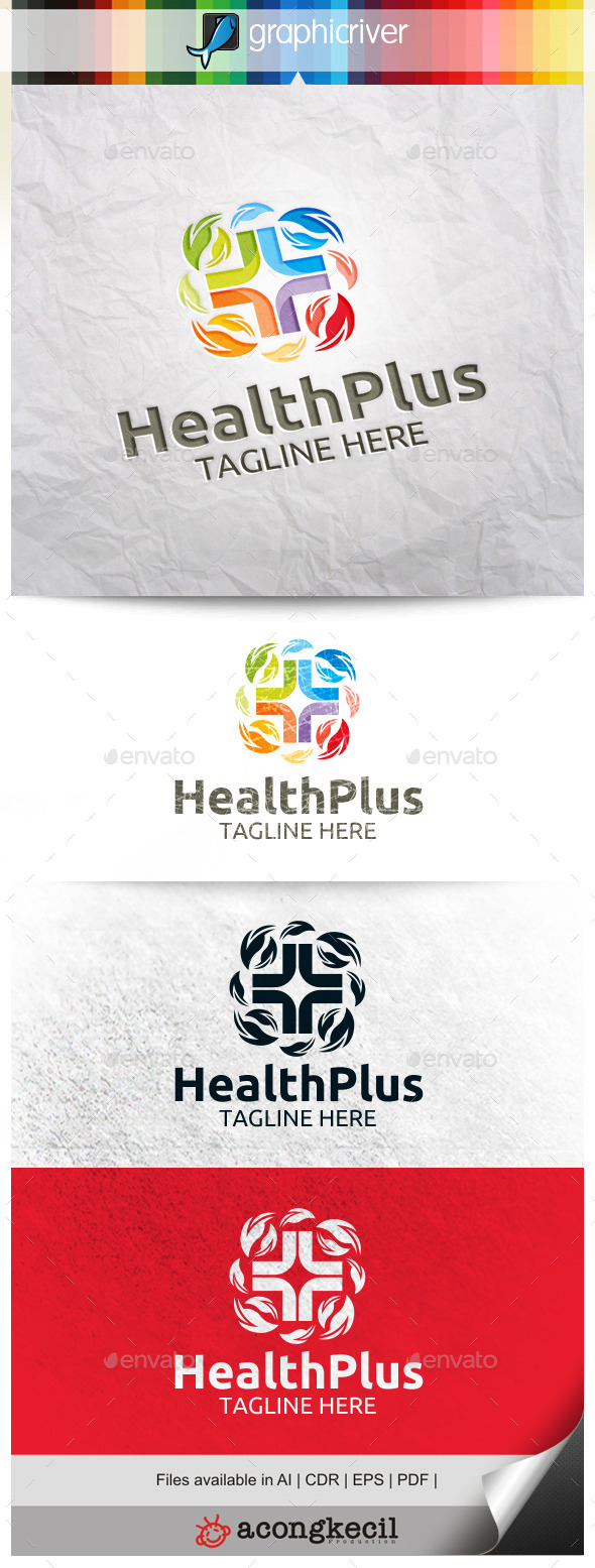 GraphicRiver Health Plus V.4 10498077