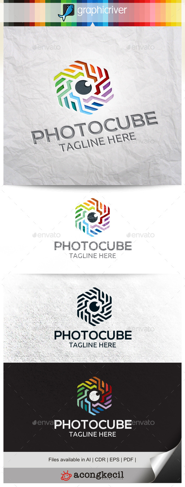 GraphicRiver Photo Cube V.4 10498111