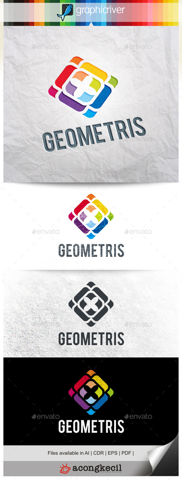 GraphicRiver Geometris V.5 10498131