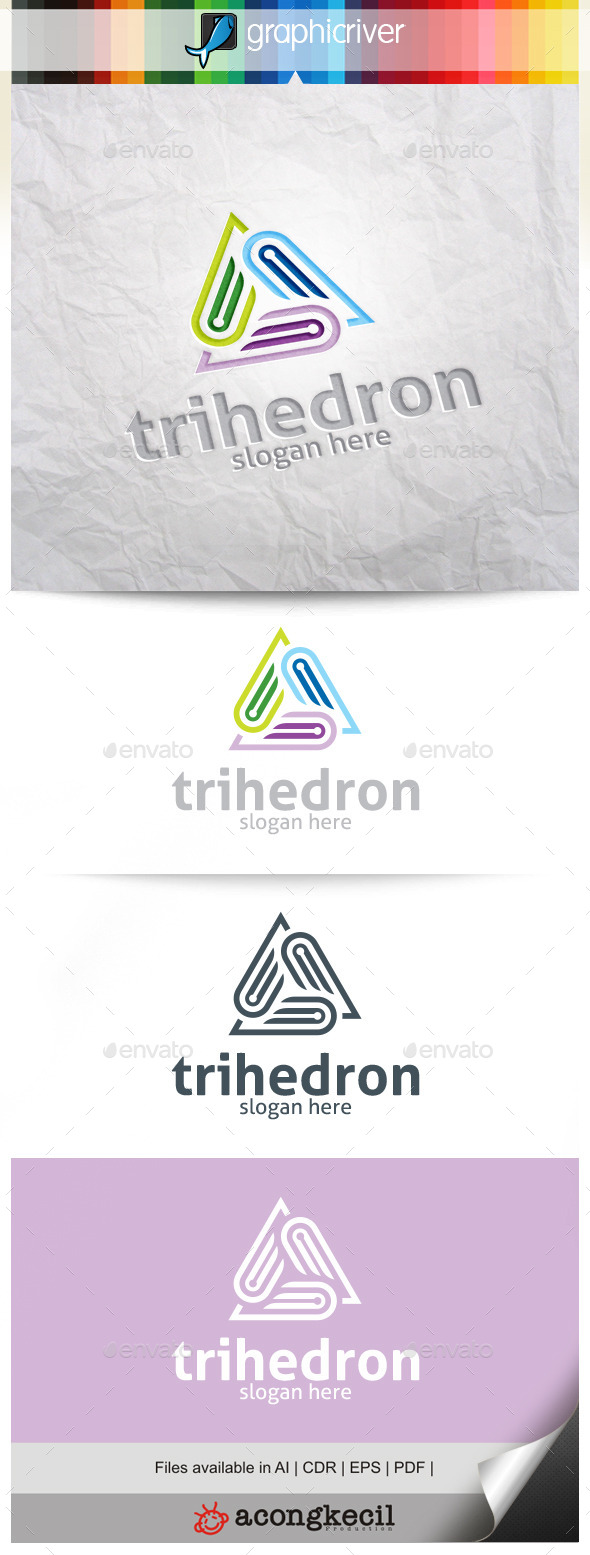 GraphicRiver Triangle V.9 10498137