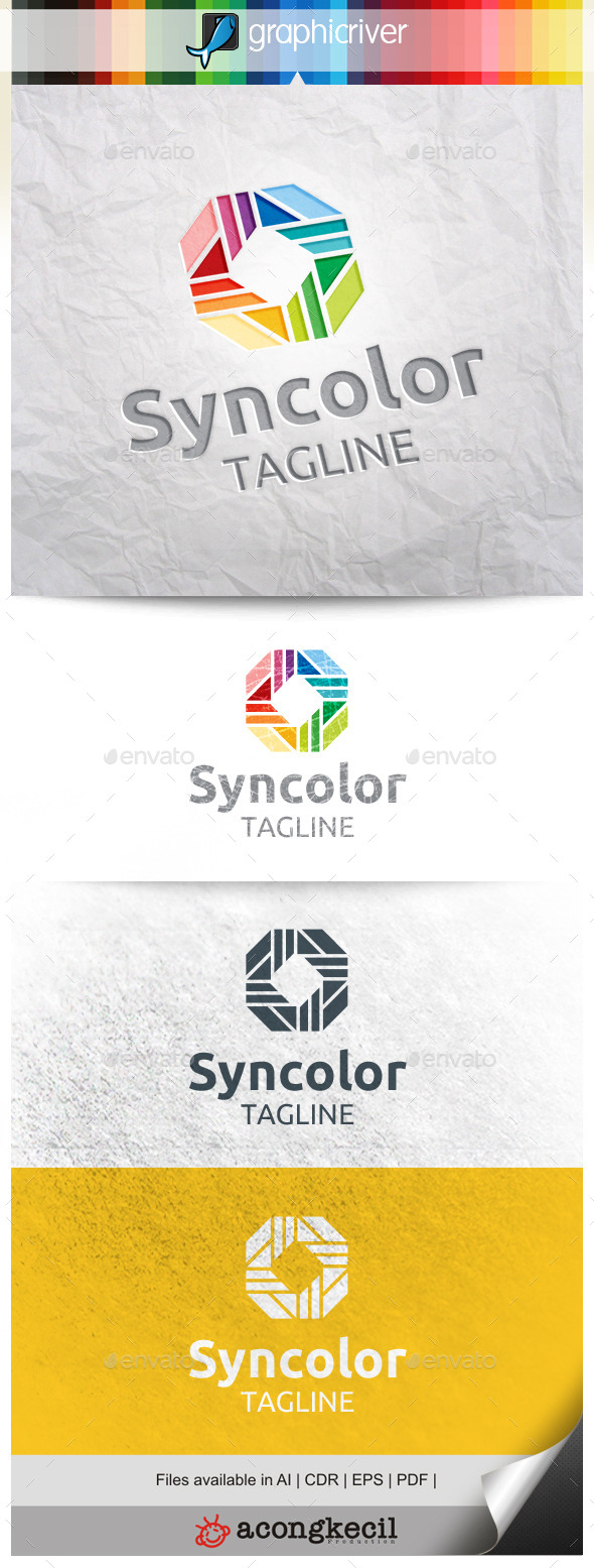 GraphicRiver Syncolor V.3 10498193