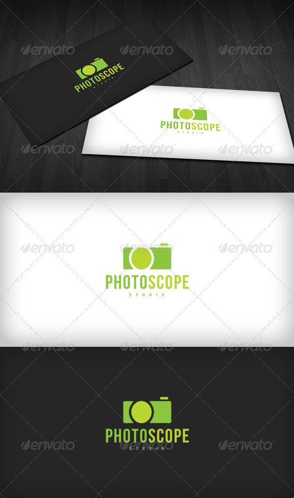 Photoscope Logo - Objects Logo Templates