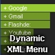 Dynamic XML Menu - ActiveDen Item for Sale