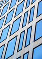 Modern office building windows with sky reflection - PhotoDune Item for Sale