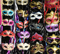 Group of Vintage venetian carnival masks - PhotoDune Item for Sale