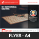 Corporate Agency Flyer Template - GraphicRiver Item for Sale