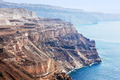Cliff and volcanic rocks of Santorini island, Greece - PhotoDune Item for Sale