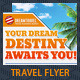 Travel Agency Commerce Flyer - GraphicRiver Item for Sale