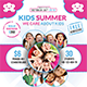 Kids Summer Flyers - GraphicRiver Item for Sale