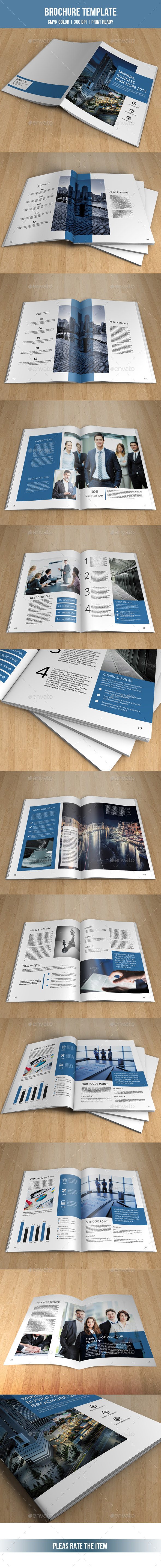 GraphicRiver Corporate Bifold Brochure-V203 10503080