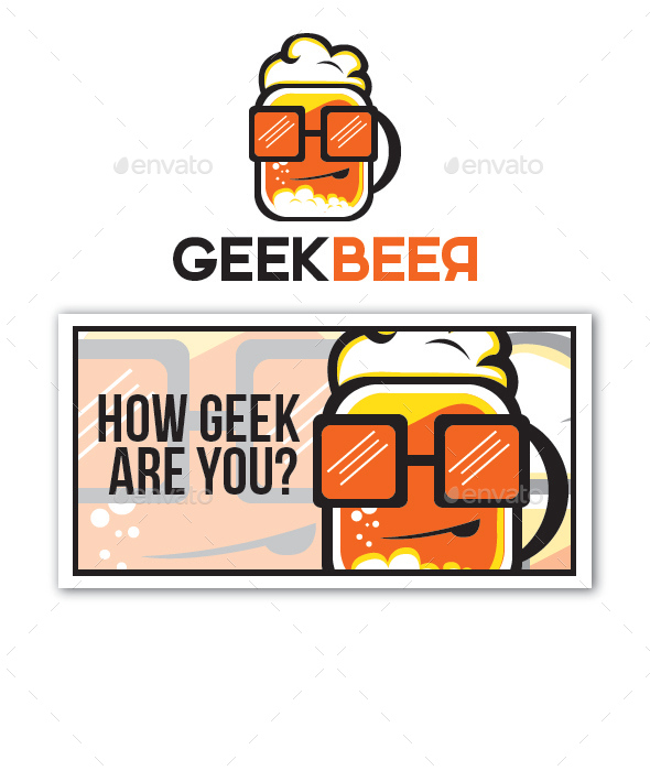 GraphicRiver Geek Beer 10503142