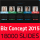 Biz Concept 2015 Power Point Presentation - GraphicRiver Item for Sale