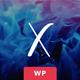 Xmobile - Landing Page WordPress Theme