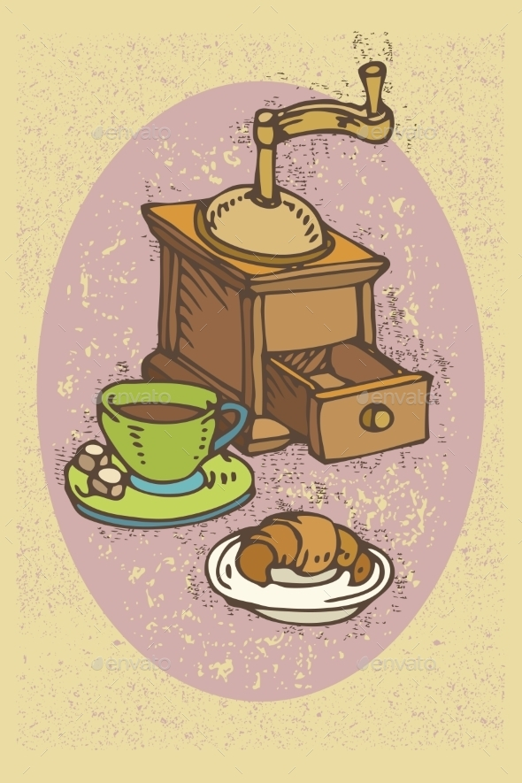 GraphicRiver Coffee Time 10504067