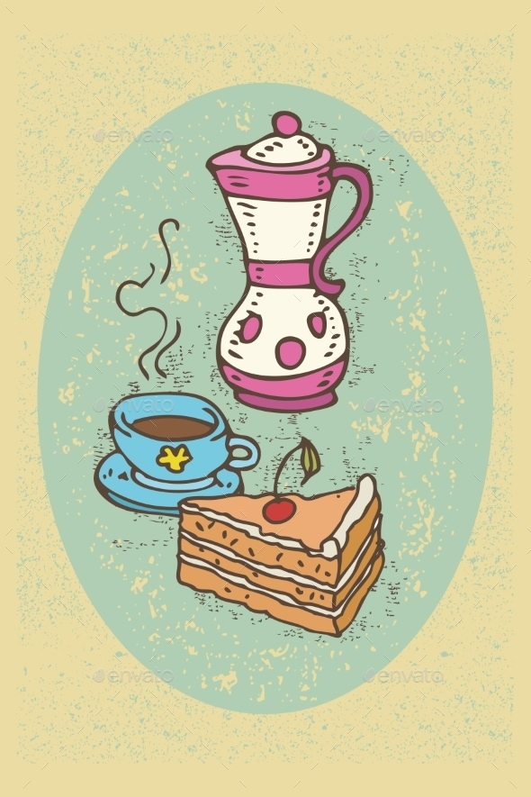 GraphicRiver Coffee Time 10504074