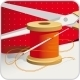 Sewing Supplies - GraphicRiver Item for Sale
