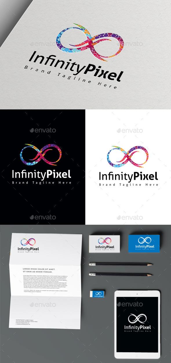 GraphicRiver Infinity Pixel 10505676