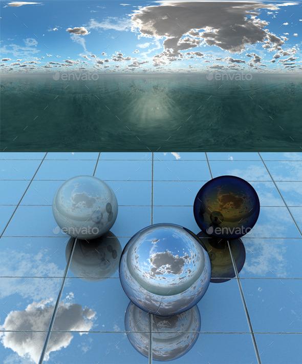 3DOcean Sea 231 10505705
