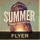 Endless Summer Flyer/Poster - GraphicRiver Item for Sale