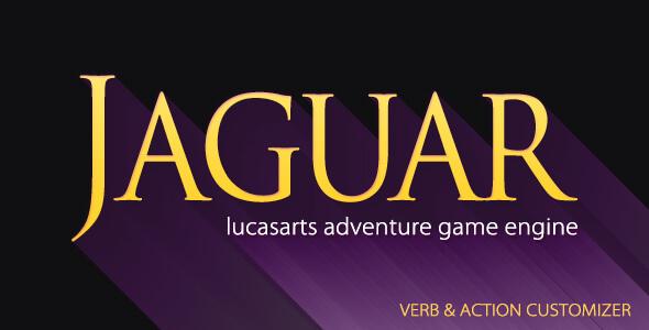 CodeCanyon Jaguar Game Engine Addon Verb & Action Customizer 10506314