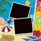 Summer Celebration Card - GraphicRiver Item for Sale