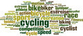 Cycling Word Cloud Concept - PhotoDune Item for Sale