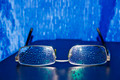 Spectacles of water droplets on the glasses - PhotoDune Item for Sale