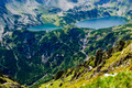 Valley of five ponds Polish, in the Tatras. - PhotoDune Item for Sale