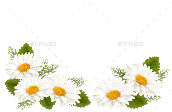 GraphicRiver Flower Background 10507372