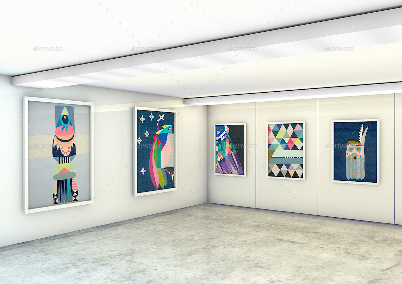 how to start an art studio gallery