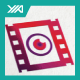 Movie Vision - Eye Media - Filmography - GraphicRiver Item for Sale