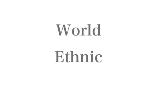 World-Ethnic