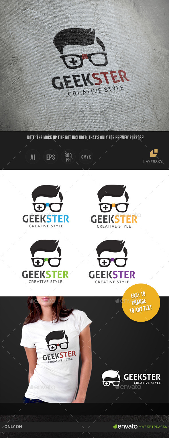GraphicRiver Geek Ster 10507709