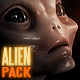Alien Pack - VideoHive Item for Sale