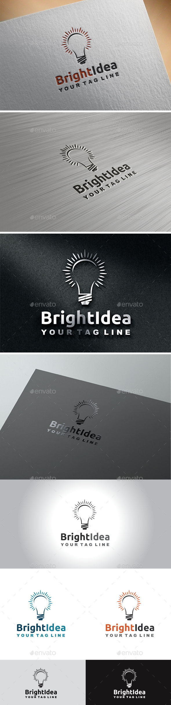GraphicRiver Bright Idea 10507918