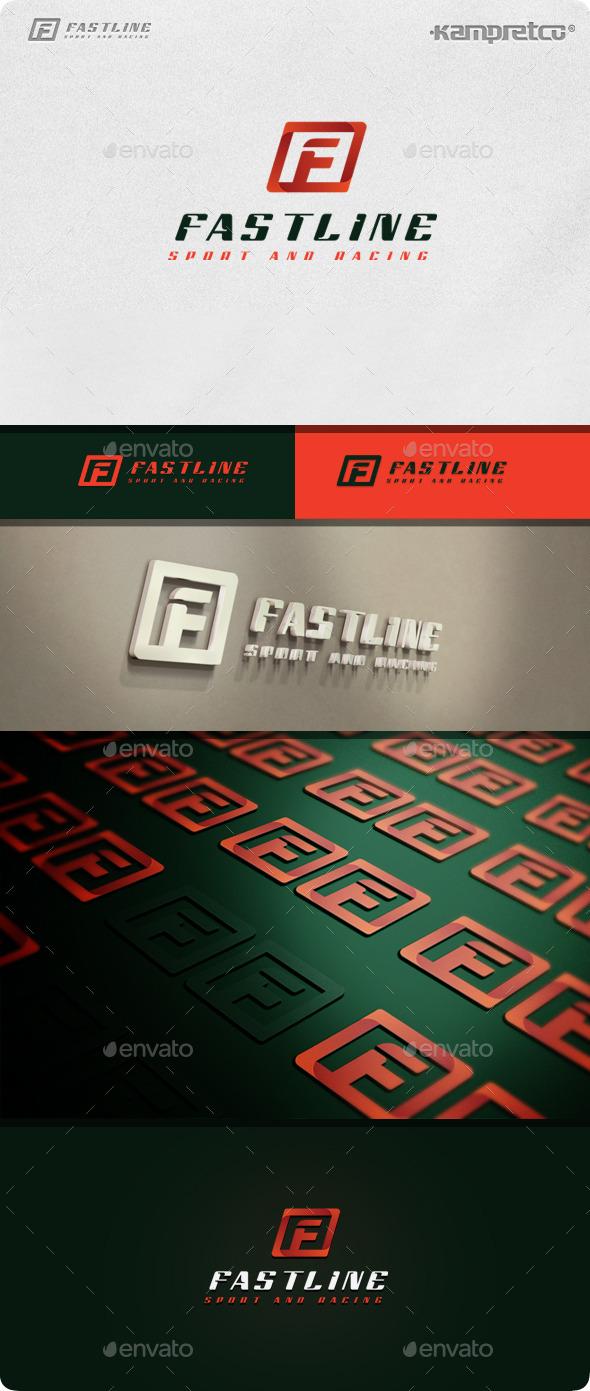 GraphicRiver Letter F Logo 10484861
