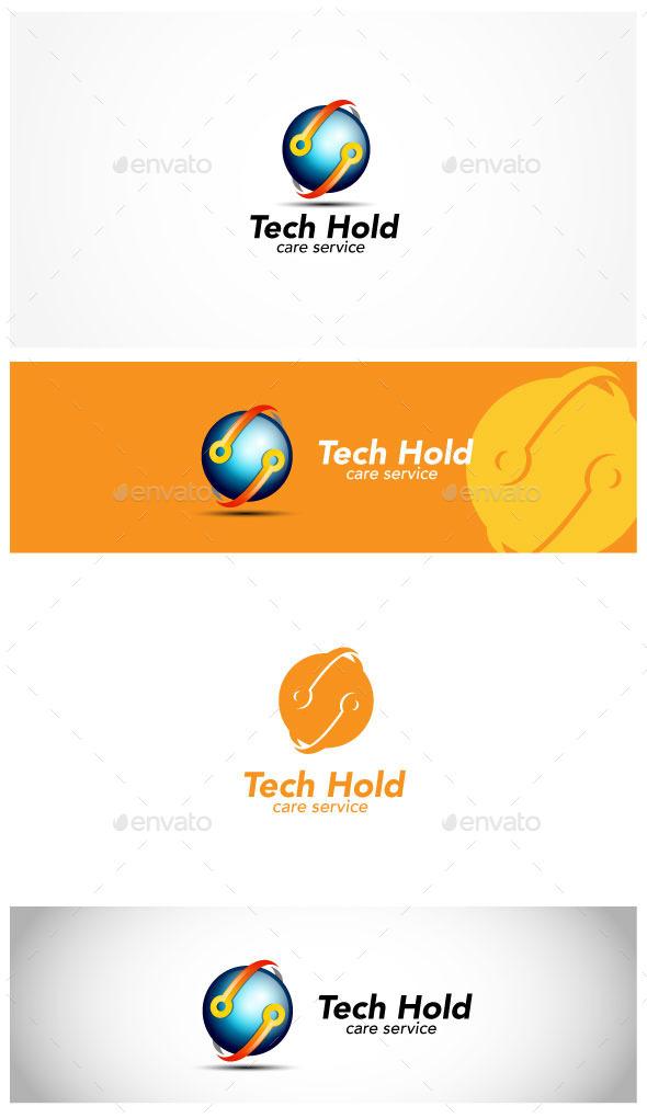 GraphicRiver Tech Service 10508468